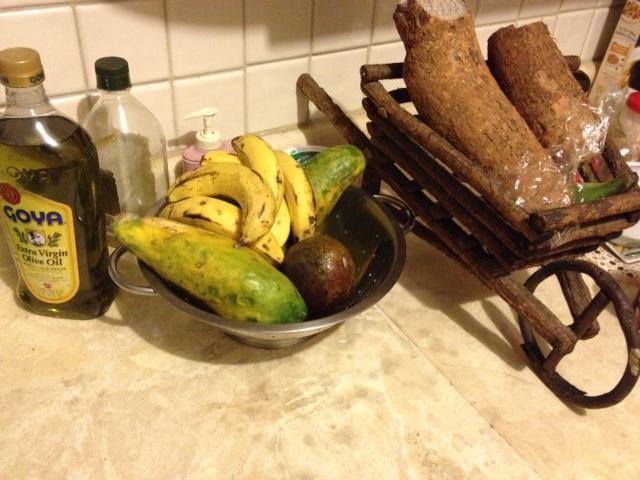 Cocina dominicana 1 allez gourmet for Cocina dominicana
