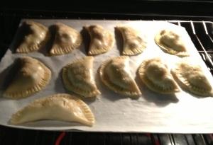 baking away!