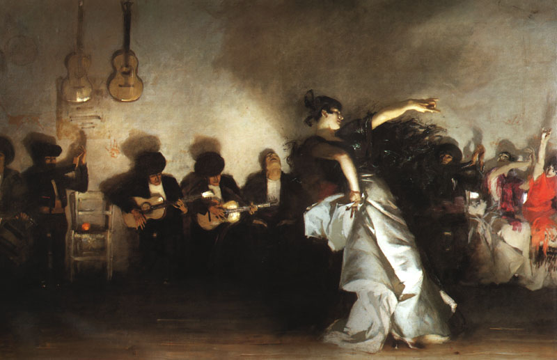 El Jaleo, 1882.