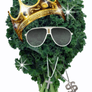 kale. it's so hot right now.