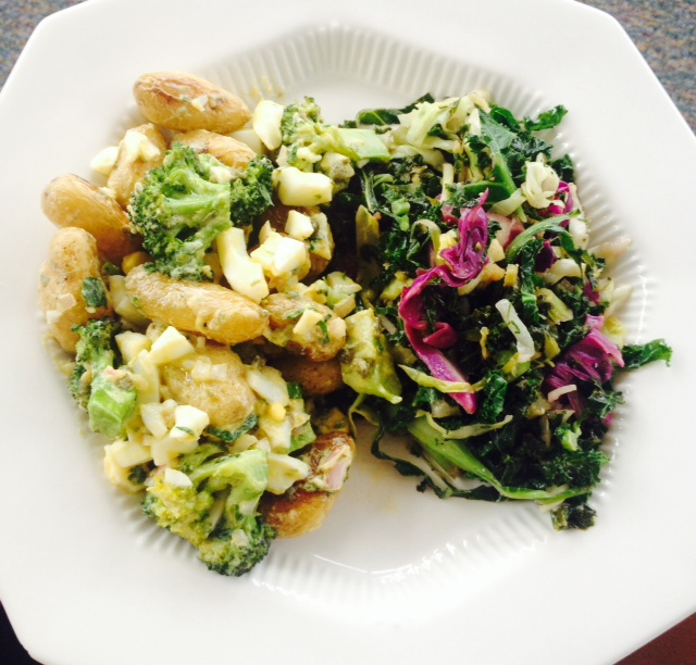 Heidi Swanson's Broccoli Gribiche and My Coconut Kitchen Giveaway Winner! (veg, gf) (6/6)