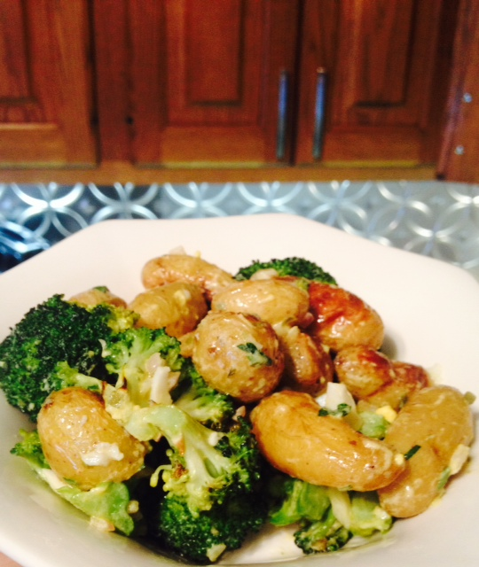 Heidi Swanson's Broccoli Gribiche and My Coconut Kitchen Giveaway Winner! (veg, gf) (2/6)